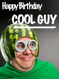 Watermelon Head