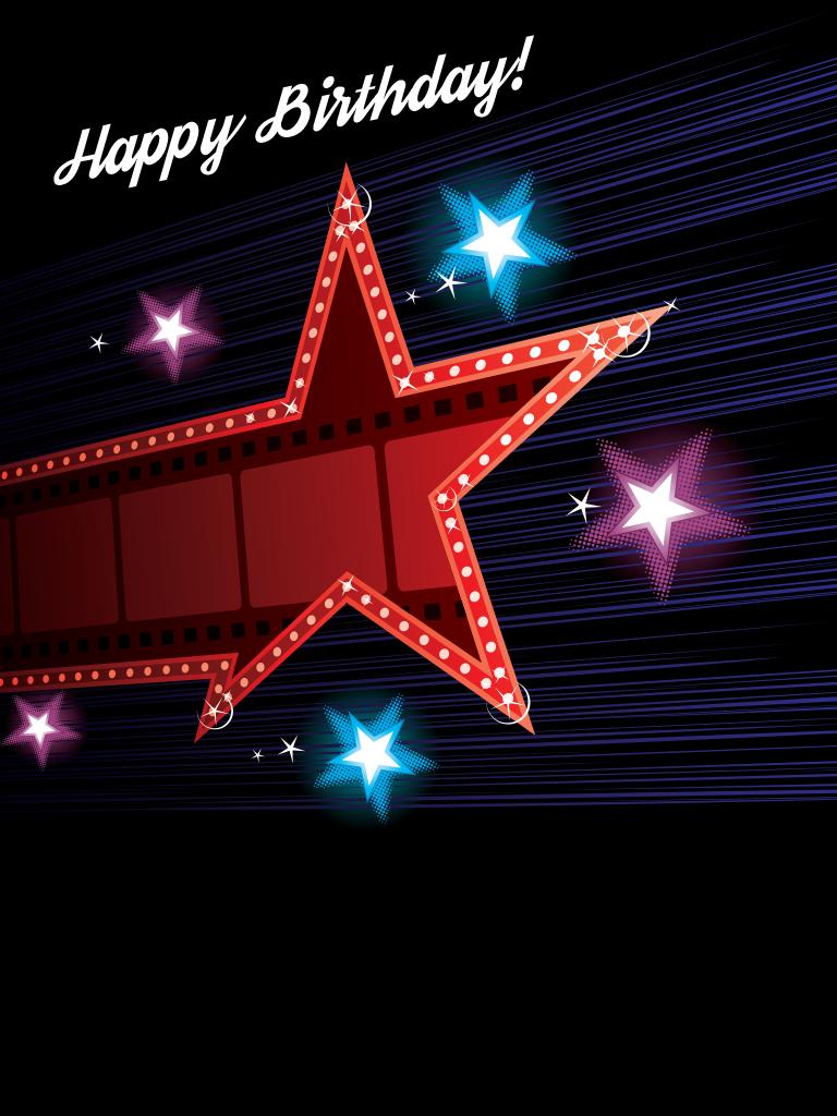 Actors birthday