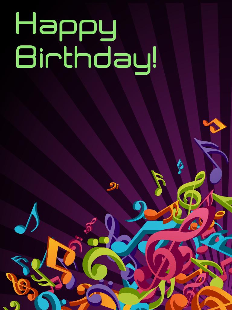 Music star birthday