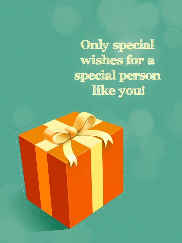 Orange Present