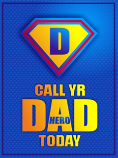 Call yr dad today