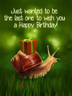 Snail Present