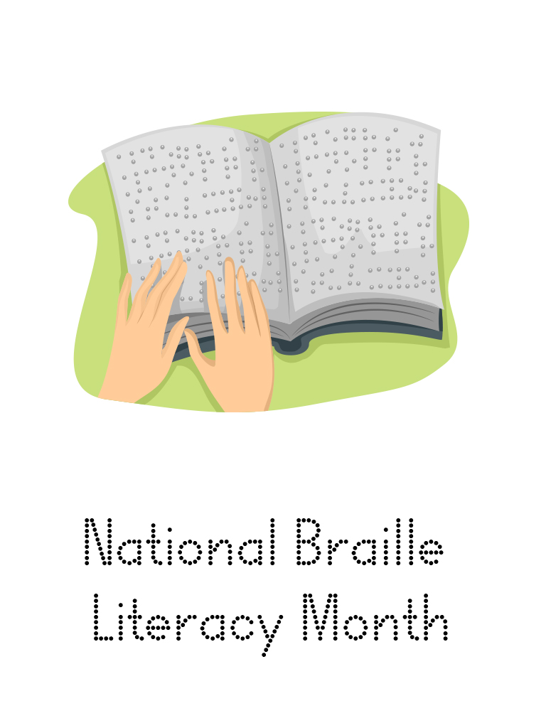 National Braille Literacy Month