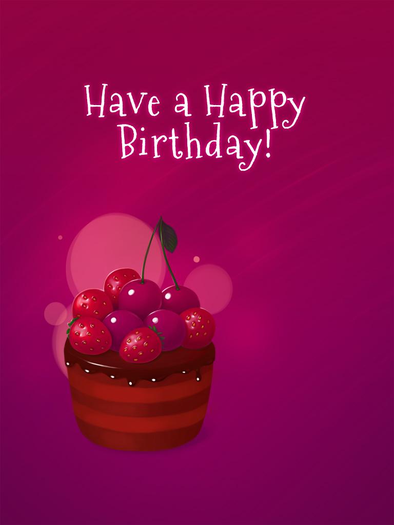 Cherries Cake