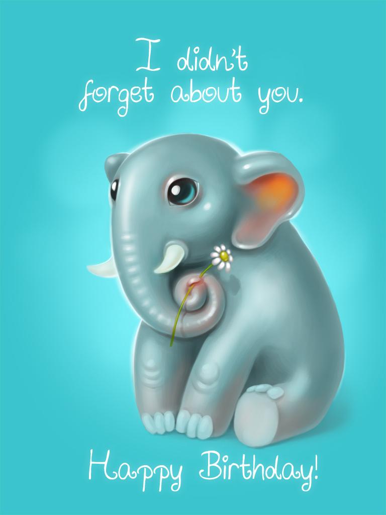Elephant Memory