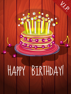 Birthday Cards on Facebook
