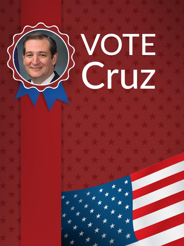 Vote Cruz