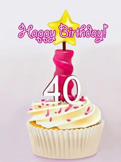 40 Cupcake