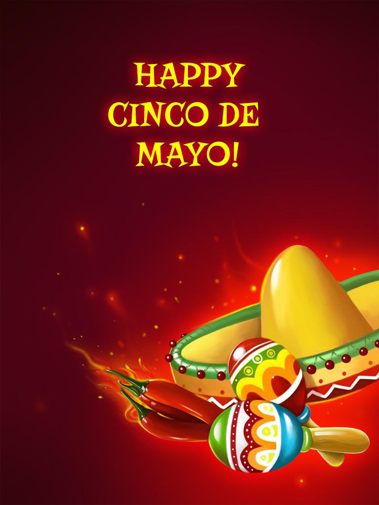 Cinco de Mayo Sombrero Fiesta