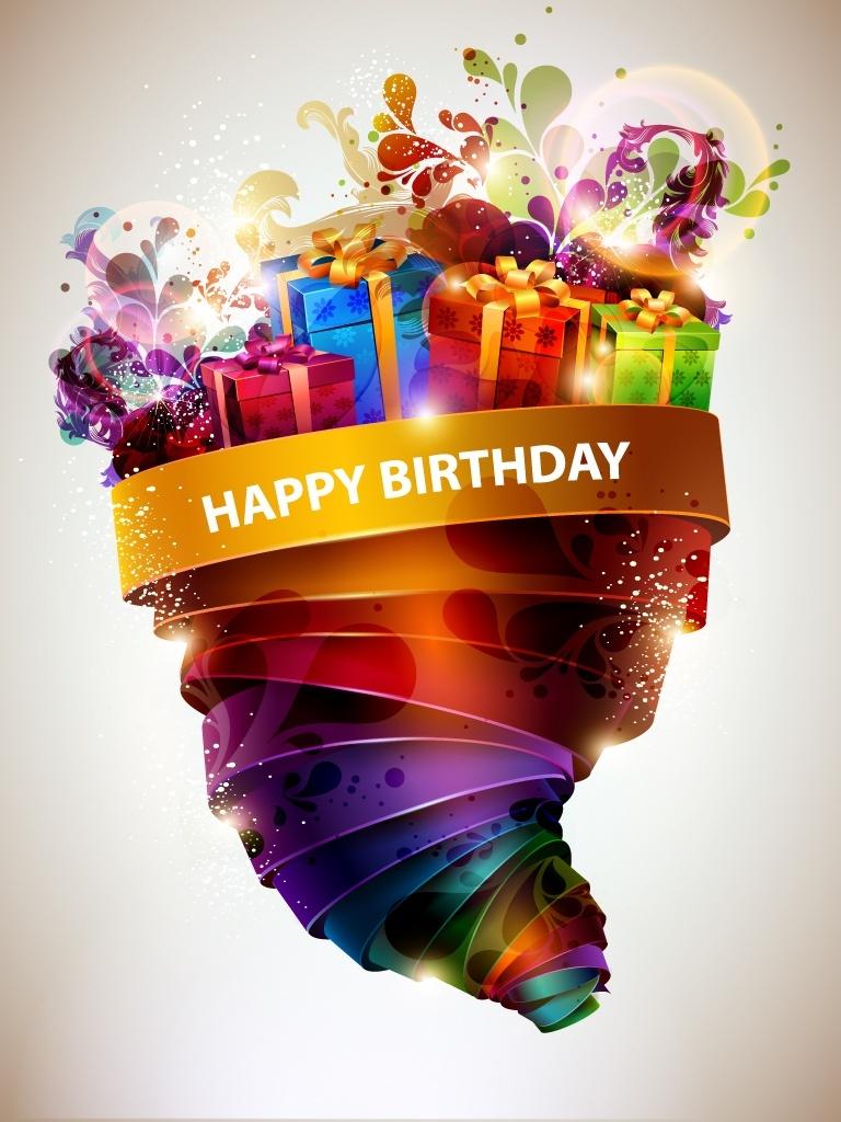 Birthday Tornado
