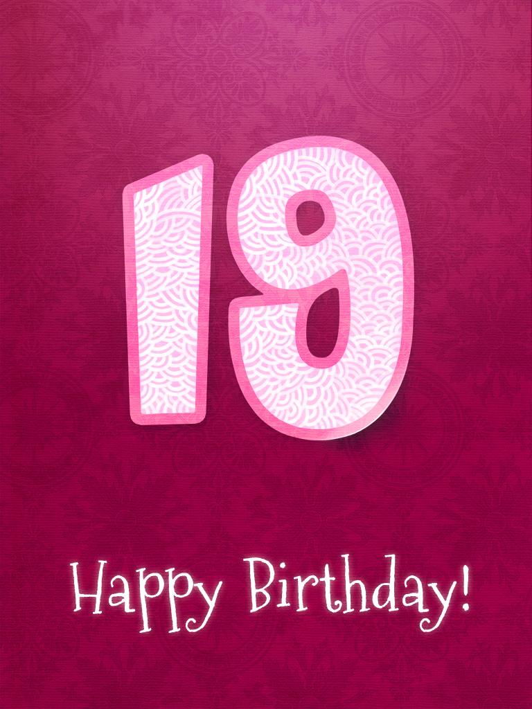 19 Female