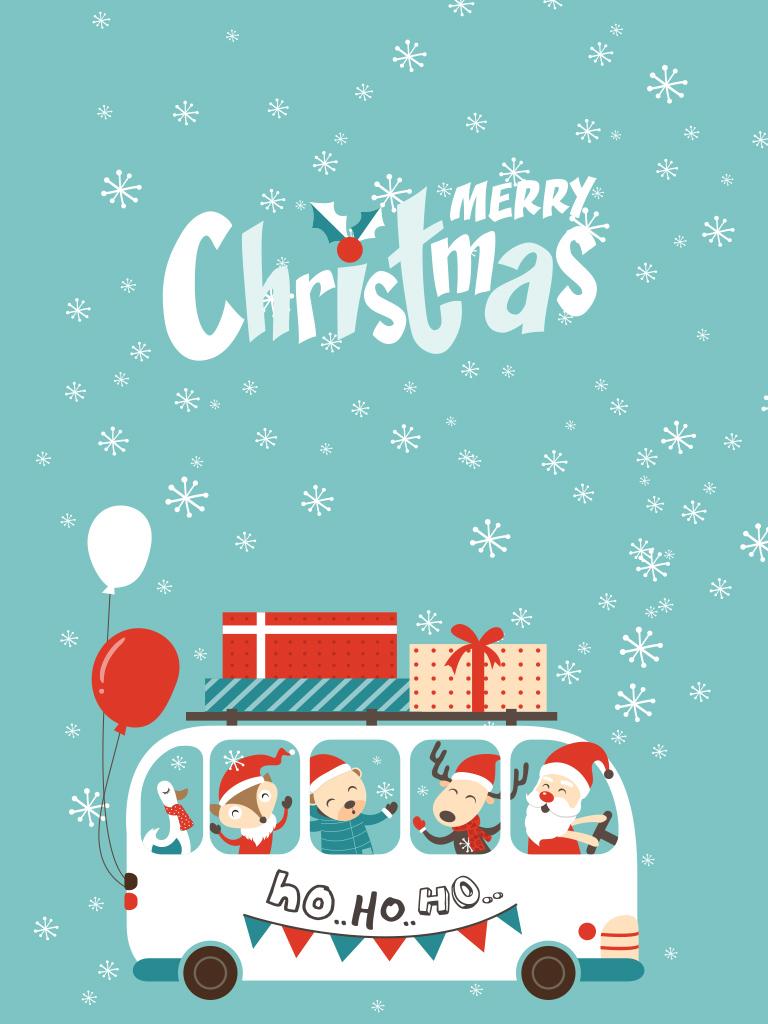 Christmas HO-HO-HO