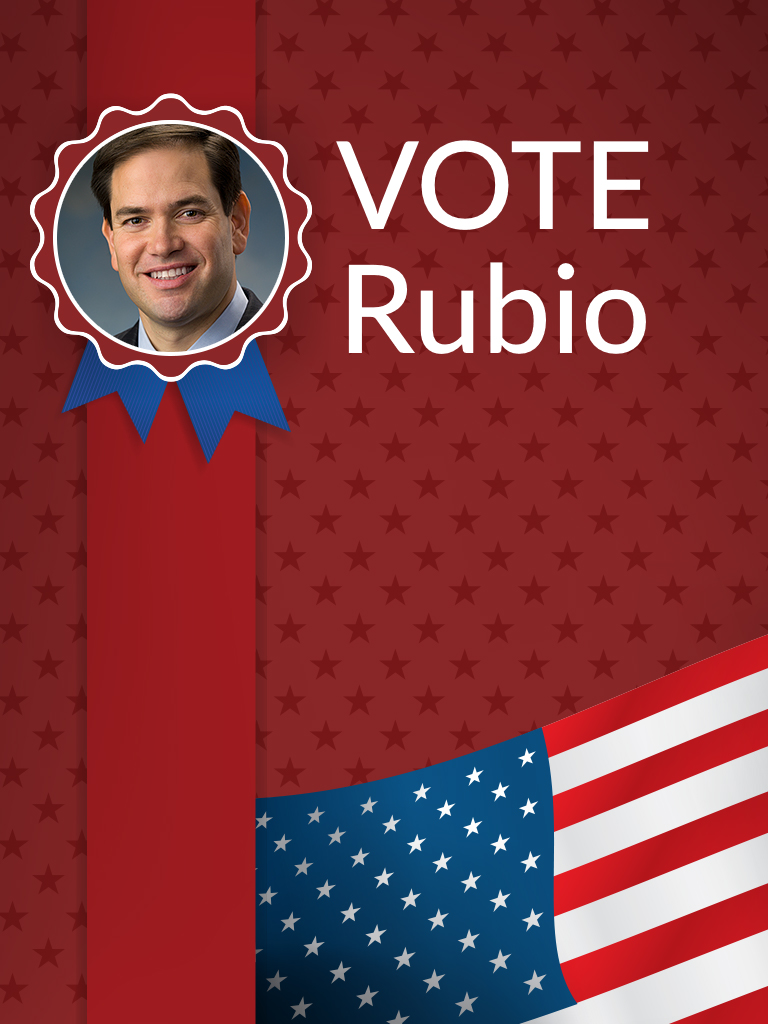 Vote Rubio