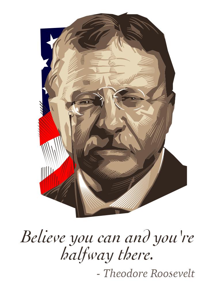 Theodore Roosevelt Birthday