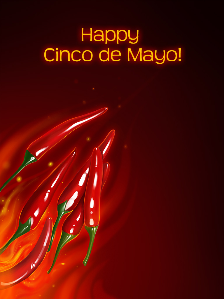 Red Hot Cinco de Mayo